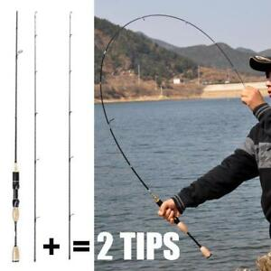 Details about Cheap UL Spinning or Casting Rod 1.8m 0.8 5g Lure Weight Ultra Light Rods 2 5LB