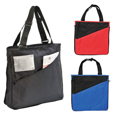 "3 Pack Extra Large Big 20/"" Zippered Reusable Grocery Shopping Tote Bags W//Gusset"