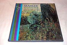 """MAHLER Symphony No 8 & No 2 12"""" Vinyl 3X LP Sine Qua Non ~b"""