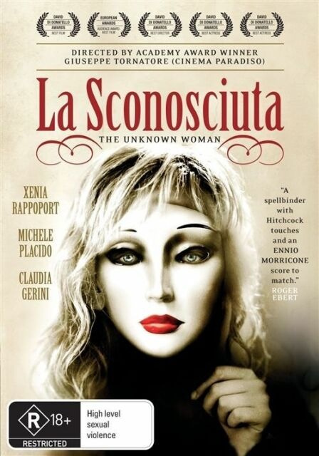 La Sconosciuta (The Unknown Woman ) (DVD, 2009) RARE