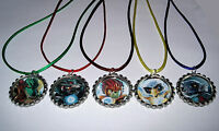 8 Lego Chima Necklace With Color Cords / Party Favors Teacher Rewards Goody Bag