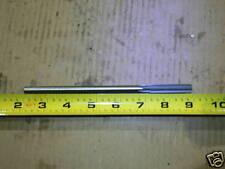 Reamer 38 0375 In Fluke 175 High Speed Steel 516 Shank