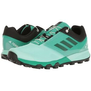 super popular 4df3a 6f9bf Image is loading Womens-Adidas-Outdoor-Trail-Running-TERREX-Trailmaker -Sneakers-