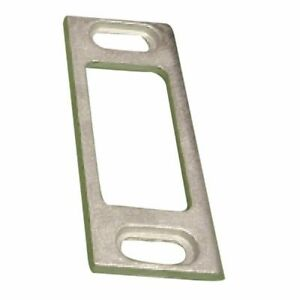 Details about Door Mobile Home ELIXIR Striker Plate 295066 (Doors Produced  prior to Aug 1992)