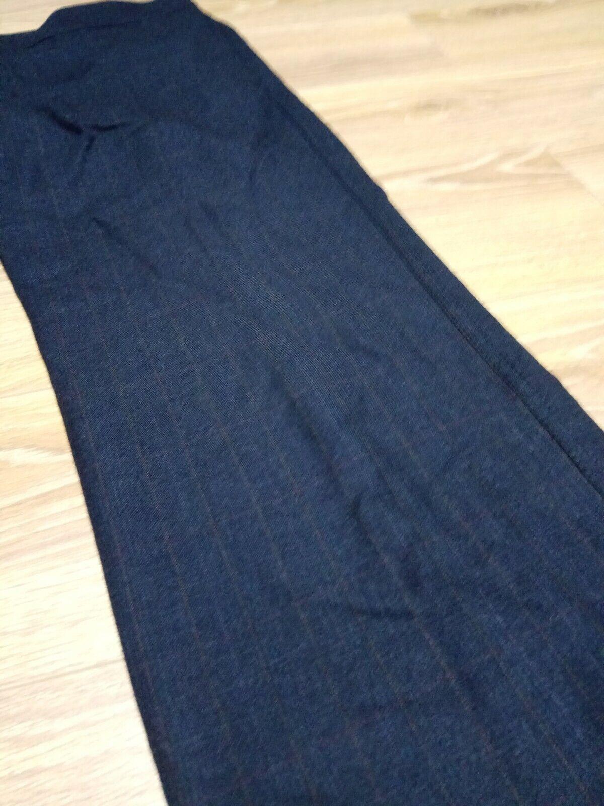 Hugo Boss James Black/grey Wool Dress Pants Micro… - image 3