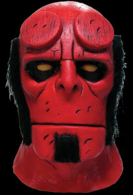 Hellboy - Premium Face Mask