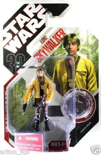 Stern Wars 30th Anniversary Luke Skywalker Ceremonial  12