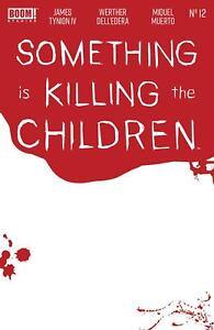 Something is Killing the Children #12 Cover B NEW