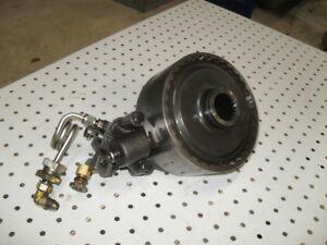 Details about Massey Ferguson 50E PTO Clutch Pack & Control Valve Assembly  in Good condition