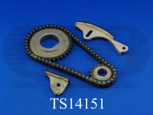 Engine Balance Shaft Kit-DOHC 16 Valves Preferred Components TS14151