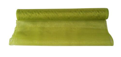 40cm X 9m Rollos De Organza con Borde De Costura corredor de la tabla Boda Decoración