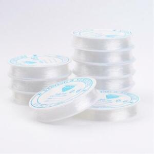 Bobine-de-Fil-elastique-transparent-0-4mm-0-5mm-0-6mm-0-7mm-0-8mm-1mm