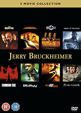 JERRY BRUCKHEIMER ACTION COLLECTION - DVD - REGION 2 UK