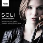 SOLI-Werke für Violine solo von Tamsin Waley-Cohen (2015)