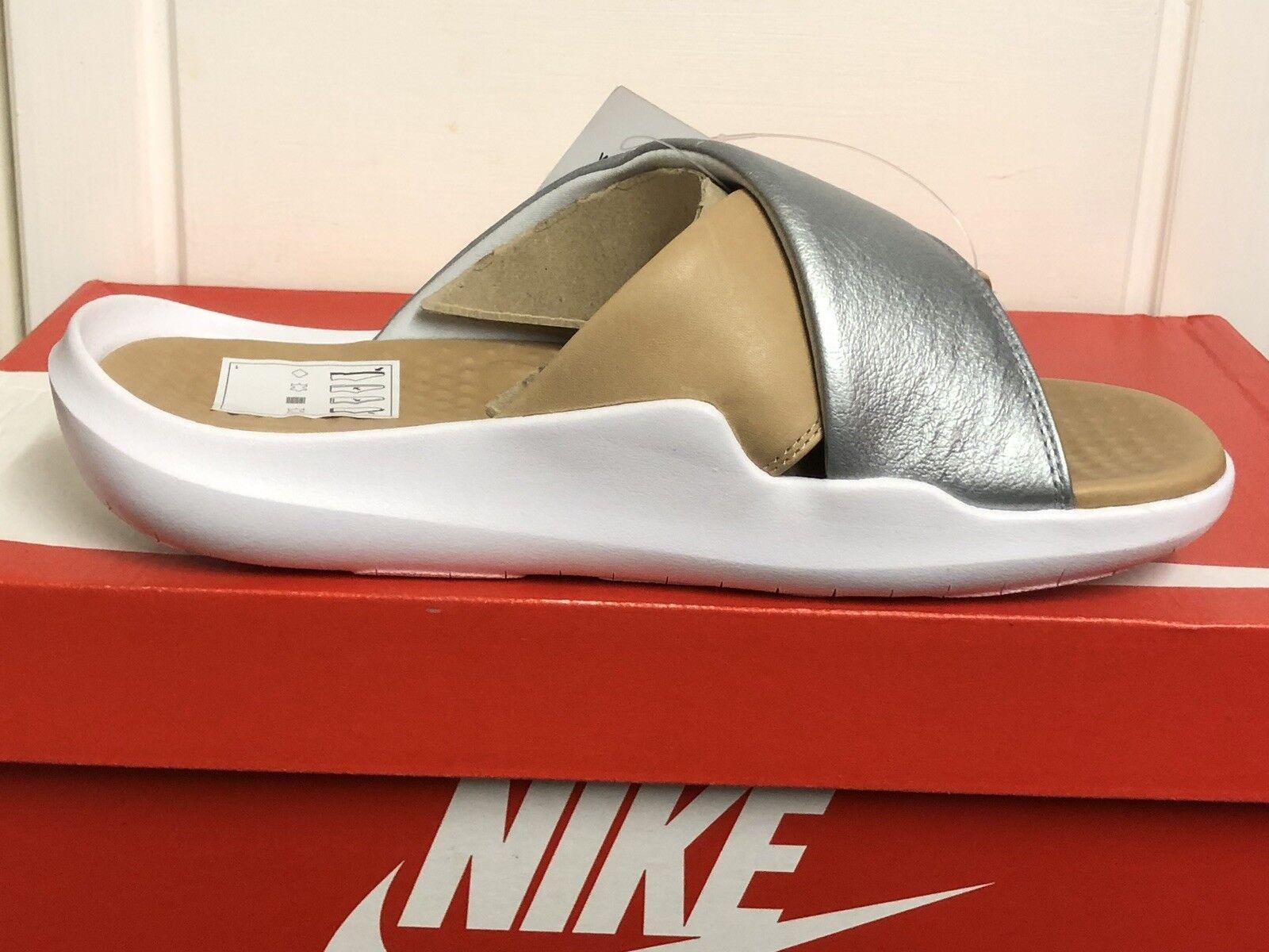 Nike Nike Nike Benassi futuro CROCE se PRM diapositive Tg EUR 35,5 US 5 9cd9e2