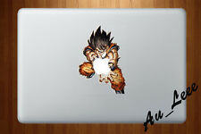 Macbook Air Pro Skin Sticker Decal Dragon Ball Z Goku Blast Anime 7 CMAC112