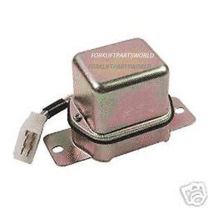new komatsu forklift voltage regulator parts 0411 model fg. Black Bedroom Furniture Sets. Home Design Ideas