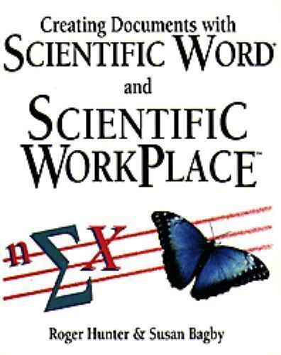 Creating Documents With Science Word and Science Workplace, Tci Staff, Good Book