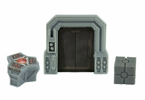 Star Wars Imperial Assault Custom Door, Terminal, & Crate Token 20 Piece Set
