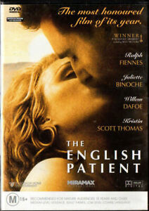 The-English-Patient-REGION-4-DVD-FREE-POST