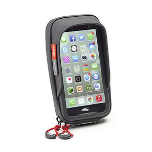 GIVI NEW S957B WATER RESISTANT SMARTPHONE IPHONE HOLDER FOR GAXLAXY S - Newcastle, Tyne and Wear, United Kingdom - GIVI NEW S957B WATER RESISTANT SMARTPHONE IPHONE HOLDER FOR GAXLAXY S - Newcastle, Tyne and Wear, United Kingdom