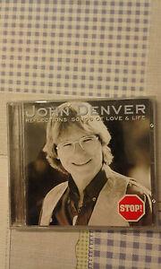 DENVER-JOHN-REFLECTIONS-SONGS-OF-LOVE-amp-LIFE-CD