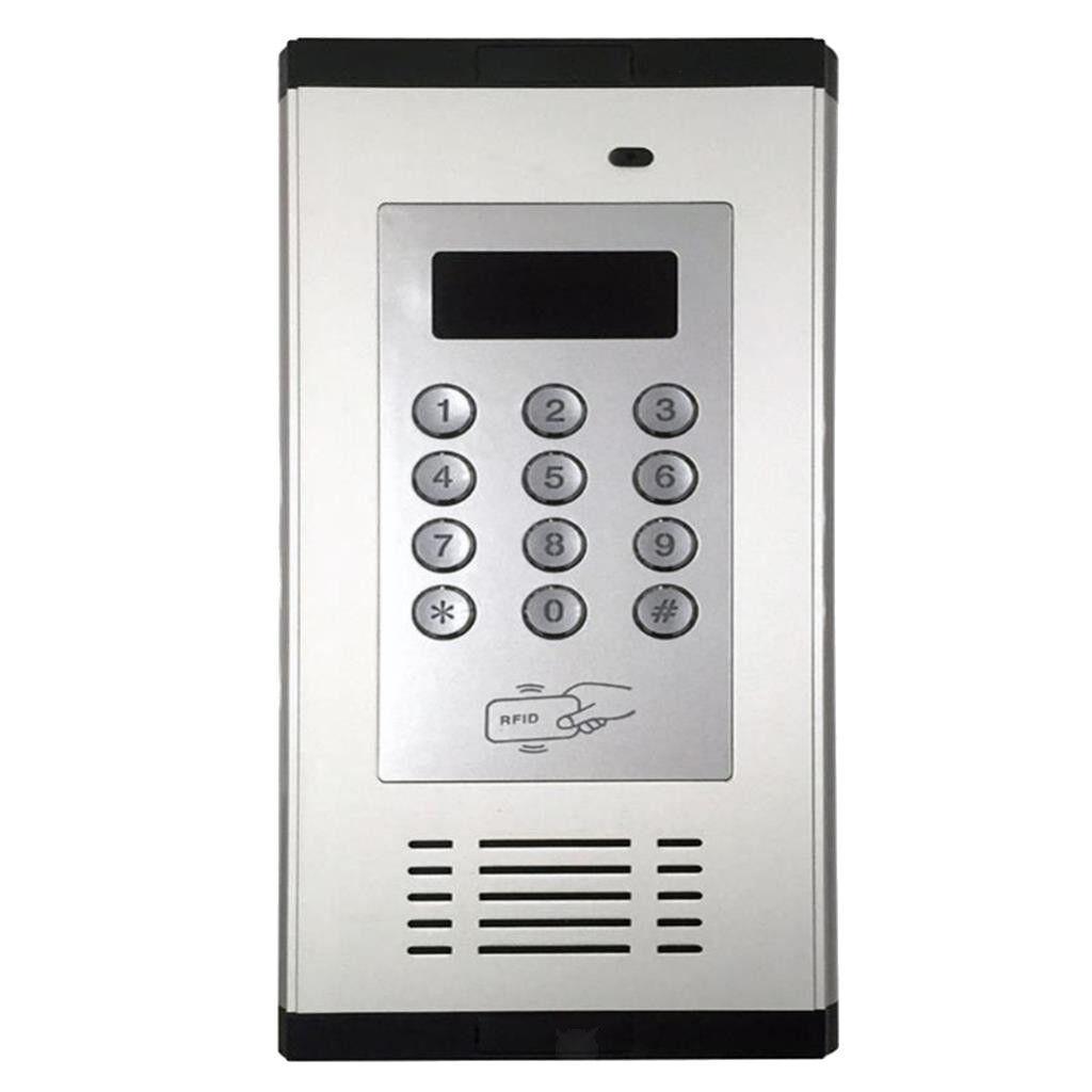 3G puerta RFID Puerta Puerta Accesss teclado de control remoto para acceso de seguridad K6W