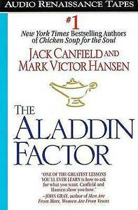 Good-The-Aladdin-Factor-Audio-Cassette-Hansen-Mark-Victor-Canfield-Jack-15