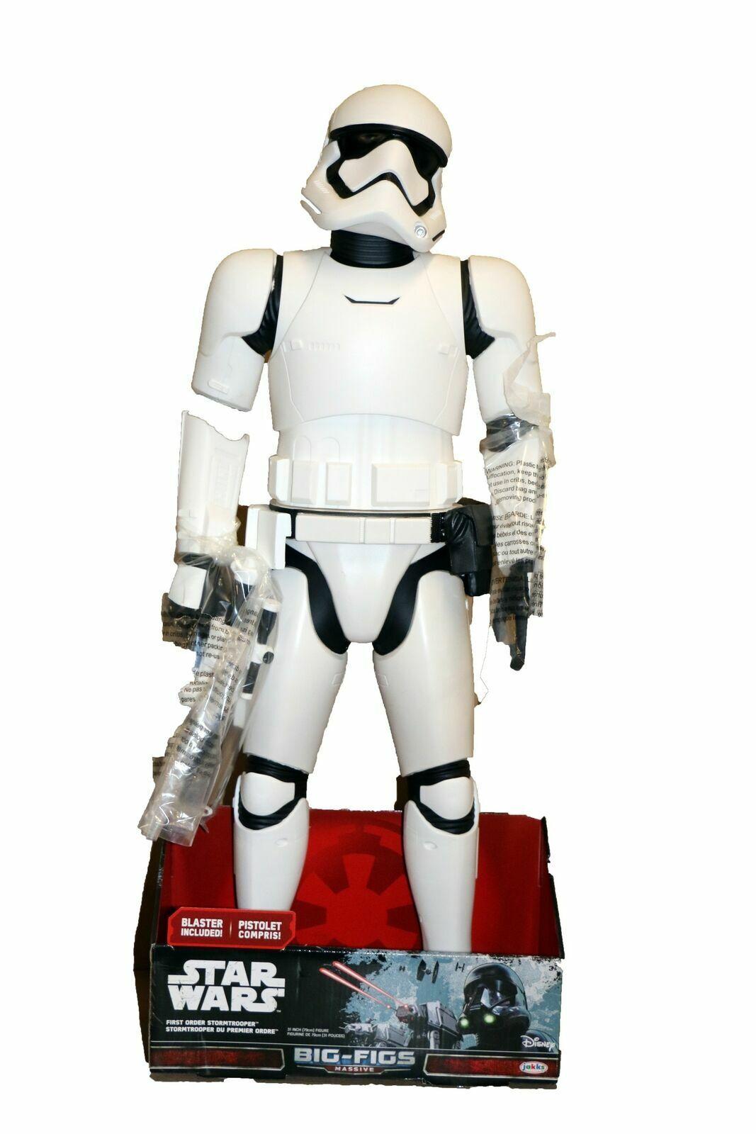 Estrella wars Acción Figura first order strrmtrooper 79 cm da collezione
