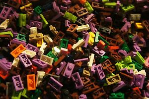 LEGO NEW Dark Stone Grey Straight Rail 2x 4638990 Brick 3228