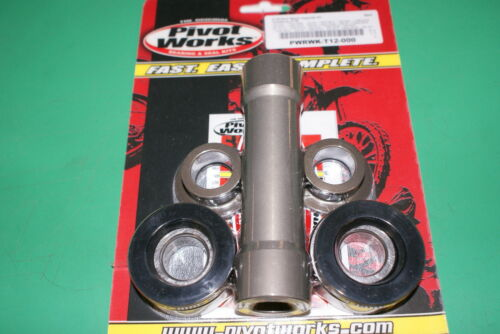 Pivot Works Rear Wheel Bearing Upgrade Replacement Kit KTM 400 520 MXC 2001 2002