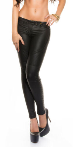 Women/'s Quilted Slim Skinny Pant S//M//L//XL