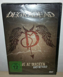 DEGRADEAD - LIVE AT WACKEN AND BEYOND - DVD