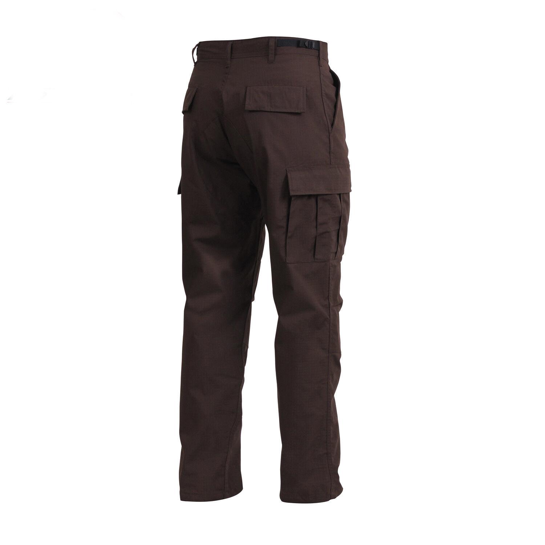 rossohco Swat Swat Swat Tessuto Bdu Militare Pantaloni Tattici 16b63e