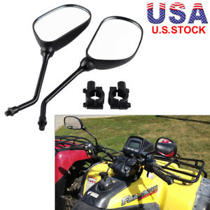 ATV-Rear-View-Side-Mirrors-For-Polaris-Sportsman-400-450-500-550-570-700-800-850