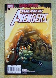 New-Avengers-55-Sep-2009-Marvel-9-2-NM