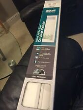 """Bali 98-7003-01 Cordless Cellular Cut-To-Size 23"""" x 72"""" Blinds White New!!!"""