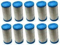 (10) Air Filters Cleaners For Bobcat Skid Steer Mini Track Loader Excavator