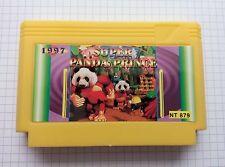 Panda Prince  - RARE Famicom Famiclone Nes Cartridge
