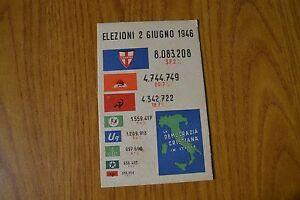 CARTOLINA-ELEZIONI-2-GIUGNO-1946-NON-VIAGGIATA-SUBALPINA-YY