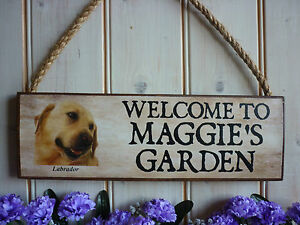 WELCOME-SIGN-GARDEN-SIGN-PERSONALISED-LABRADOR-SIGN-LABRADOR-GIFT-UNIQUE-GIFTS