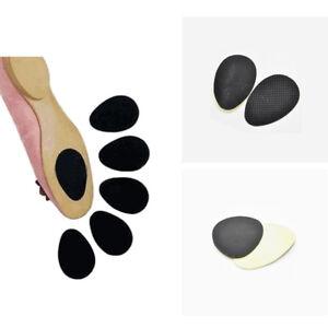 2-Paire-Anti-glisse-Antiderapant-Chaussure-Talon-Pad-Semelle-Interieures-Adhesif