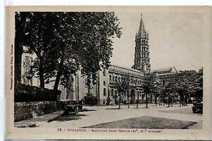 6563-CPA-Frankreich-Midi-Pyrenees-gt-Haute-Garonne-31-Toulouse-Postcard