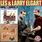 Sound Ideas/Half Satin & Half Latin by Les Elgart (CD, Mar-2006, Collectables)