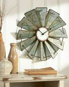 primitive home decor and more cheap home decor.htm windmill clocks for sale  windmill clocks for sale