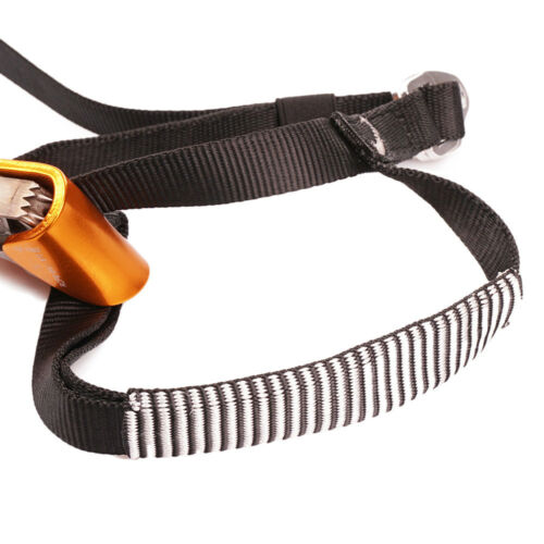Climbing Left Right Foot Ascender Riser Rock Mountaineering Foot Rope Gear Tool