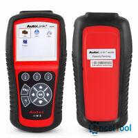 Abs Srs Airbag Read & Reset Autel Al619 Obd2 Car Diagnostic Code Reader Scanner