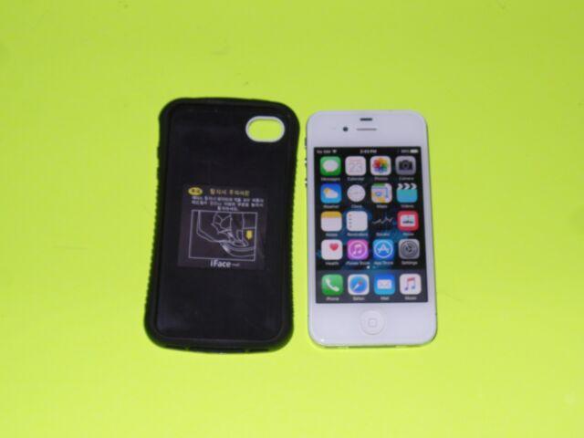 Apple iPhone 4s - 8GB - White  GSM