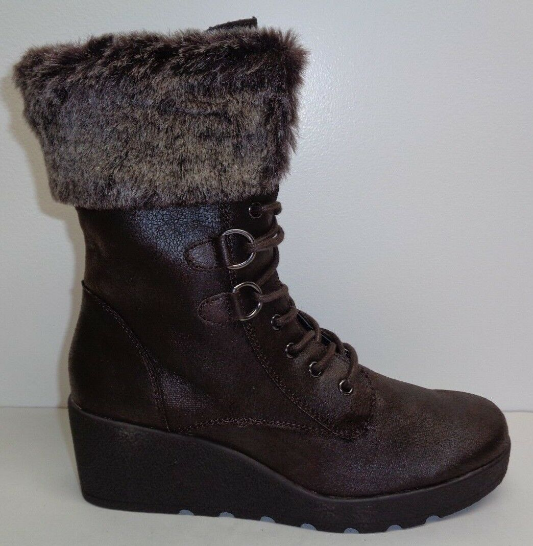 Aerosoles Talla 8 Color Gama Gama Gama Combo Marrón Oscuro Nuevos Mujer Zapatos botas de espuma de memoria  Todo en alta calidad y bajo precio.