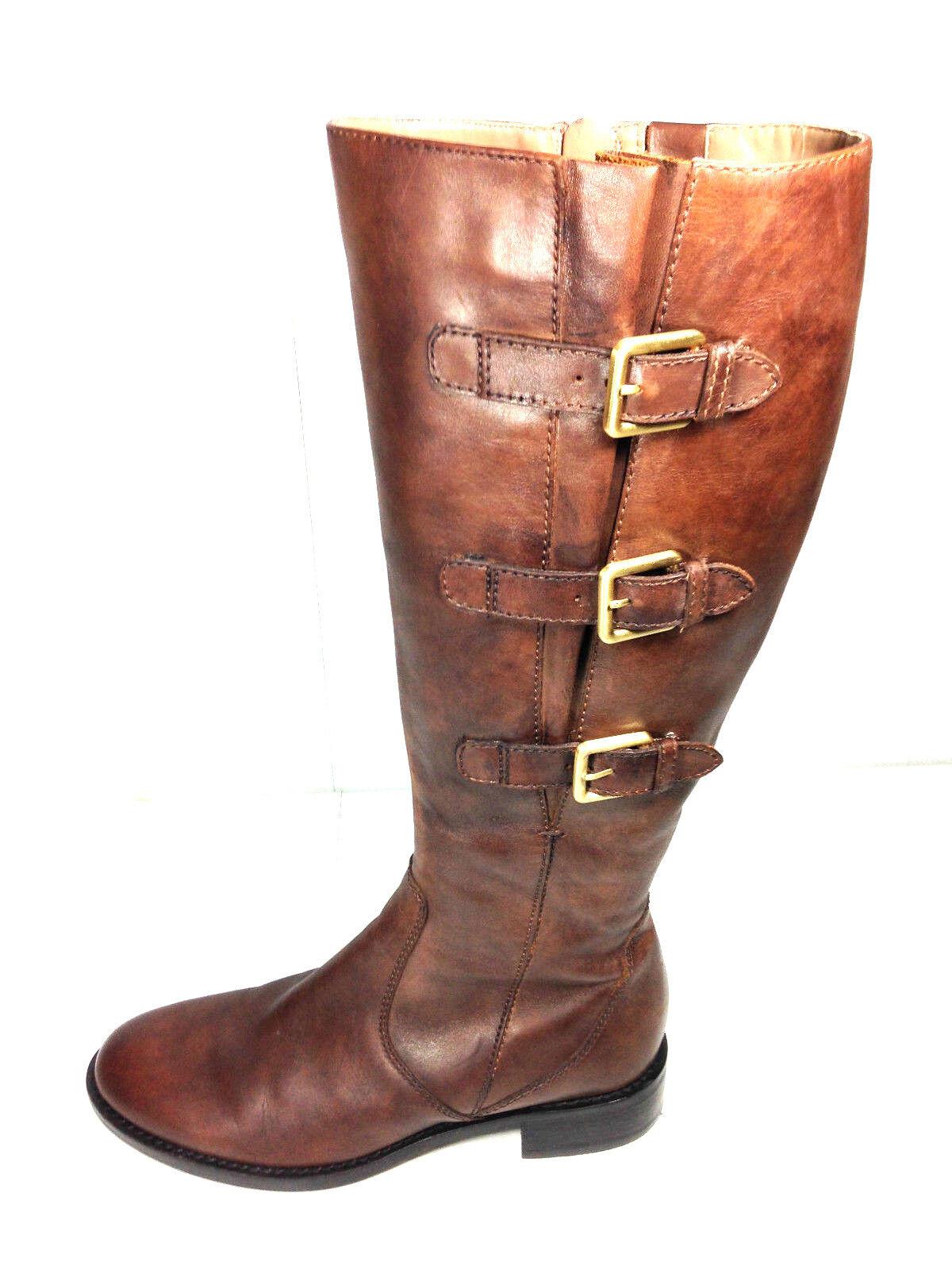 ECCO Women's Hobart Buckle Boot,Size EUR.39 US.8.5